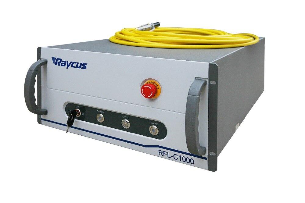 Raycus 1000 w cartouche laser à fiber source laser à fiber de puissance pour laser à fiber machine de découpe
