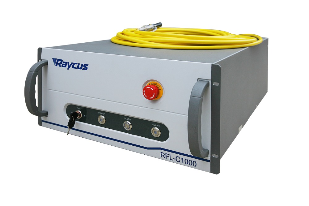 Raycus 1000W Remanufactured Fiber Laser Source Fiber Laser Power For Fiber Laser Cutting Machine