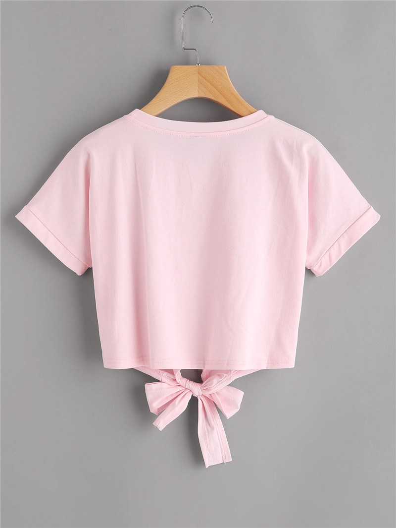 HTB14674RXXXXXaAXXXXq6xXFXXX7 - 2017 Fashion Summer Kawaii Embroidery T Shirts Women Short Sleeve Tops Tees Casual Female Pink T-shirt