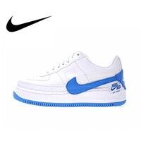 Оригинальные аутентичные Nike Wmns AF1 JESTER XX Для женщин Скейтбординг обувь спортивные кроссовки открытый дизайнер хорошее качество AO1220 104