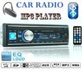 Nuevo 12 V coche de Radio FM estéreo MP3 Audio Player soporte Bluetooth teléfono con USB / SD MMC / Chevrolet / vw / del coche de Mazda Radio FM reproductor de MP3