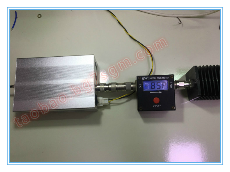New DMR DPM RP25 C4FM 80W UHF 410-470MHZ Ham Radio Power amplifier Interphone