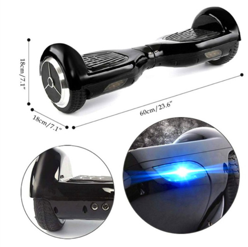 2 Wheel Electric Stand Scooter shenzhen font b hoverboard b font