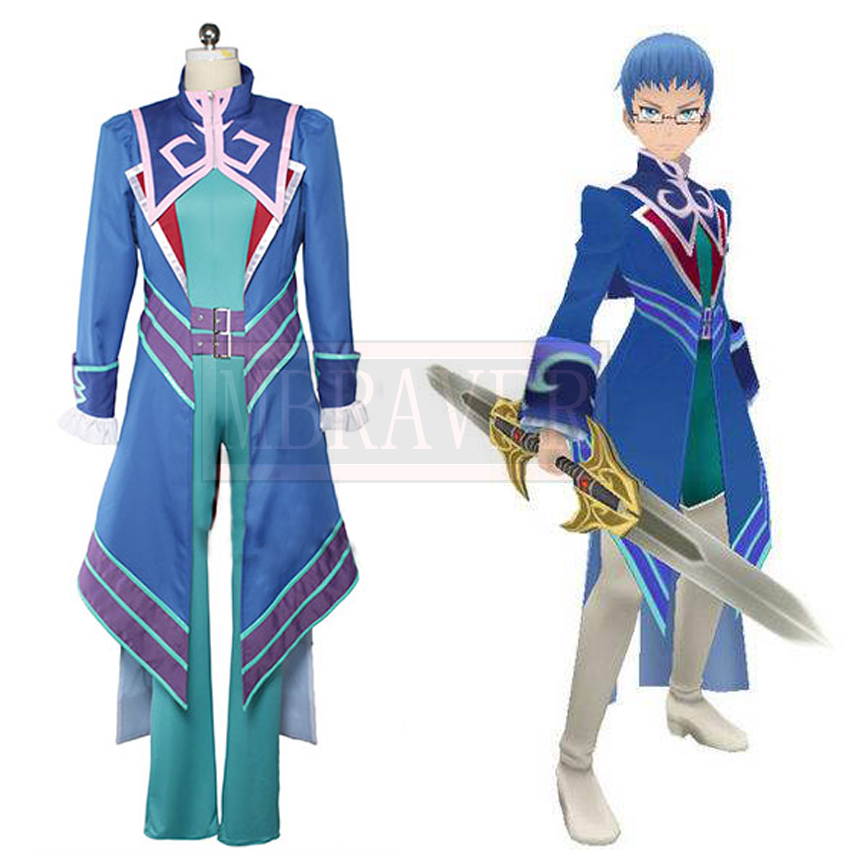 Hot Game Anime Tales Of Graces Hubert Ozwell Cosplay
