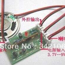 Free Shipping!!! DIY burglar alarm kit electronic parts