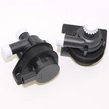 2Pcs Auto for Auxiliary Cooling Water Pump Fit VW Jetta Golf GTI VW Passat CC Octavia 1.8 T 2.0 T 12 V Engine1K0 965 561 J