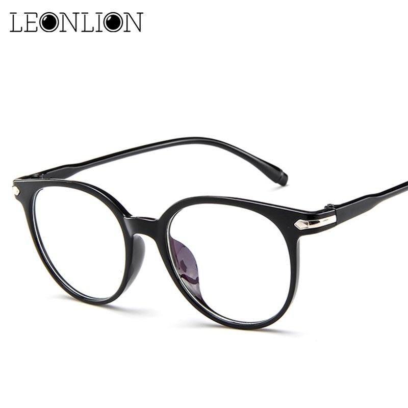 6cd0e07e02 Detalle Comentarios Preguntas sobre LeonLion 2018 transparente de Color  jalea gafas de sol de las mujeres de lujo ronda dulces lente mujer gafas de  sol al ...