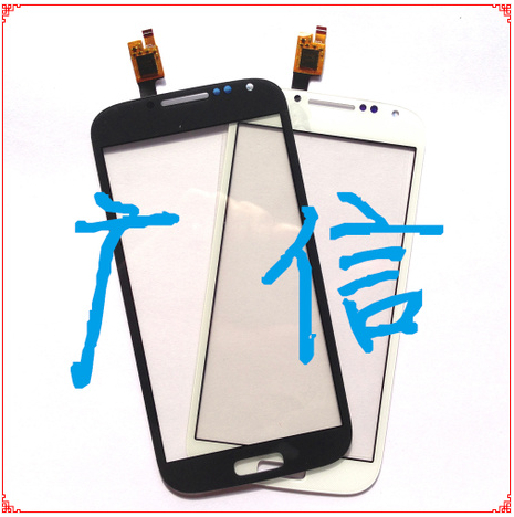 New China i9500 S4 48FWQ01T-J01-A0 I9868-TP-CX Capacitive touch Screen Panel Glass Digitizer Replacement FreeShipping