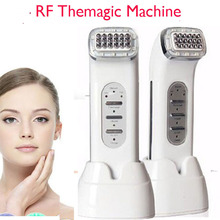 DHL Fast Free Shipping Facial Body Beauty Skin Care High Frequency Microcurrent RF Thermage Face Lift Tightening  Machine