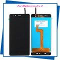 Para Highscreen gelo 2 Display LCD Com Tela de Toque Digitador Assembléia Original Novo Peças de Reposição