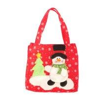 Sleeper #501 2018 NEW FASHION Creative Christmas Gift Candy Bag for kids