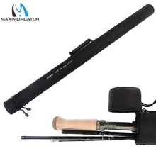 Maximumcatch Fly Fishing Rod 12.9FT 8WT 4PCS  Medium-Fast Action With Cordura Tube Carbon Fly Rod