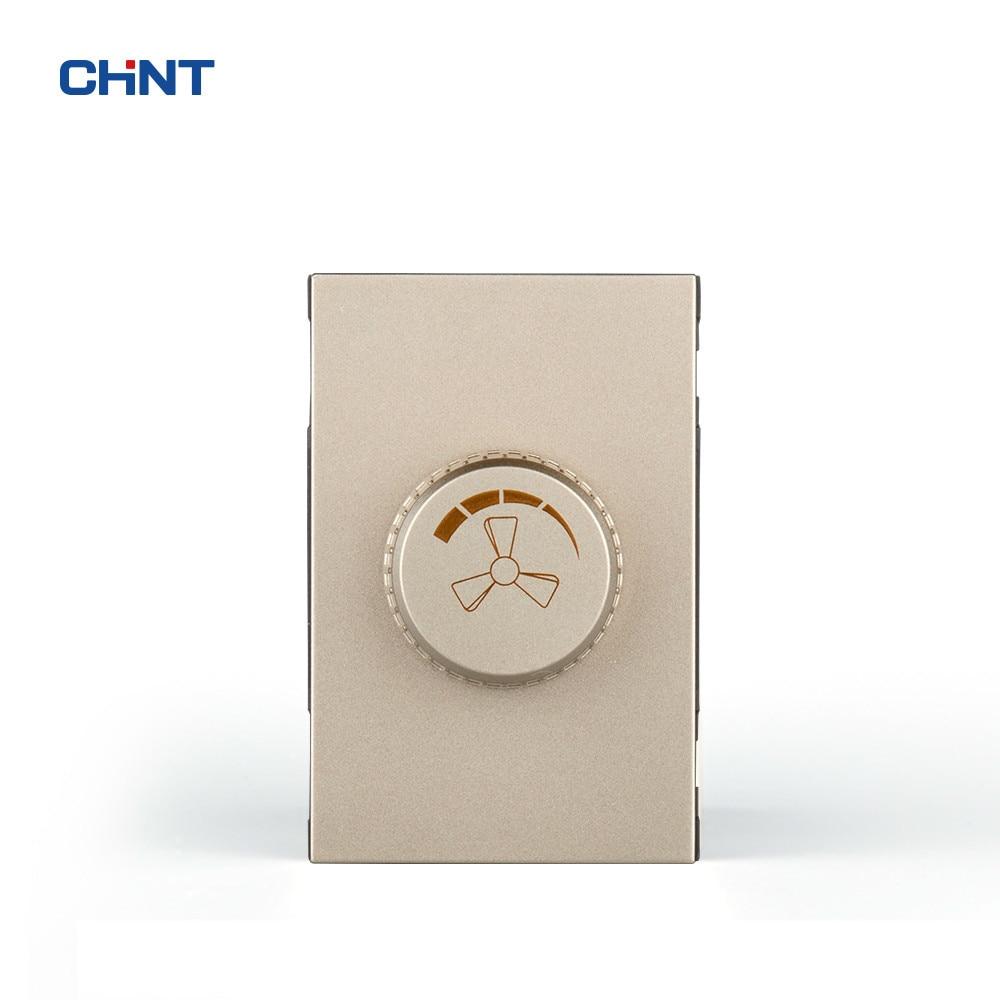 CHINT Adjust Speed Switch 250W Switch Assembly Module 120 Type 9L Ceiling Fan Wall Switch Function Key 1 1 9l