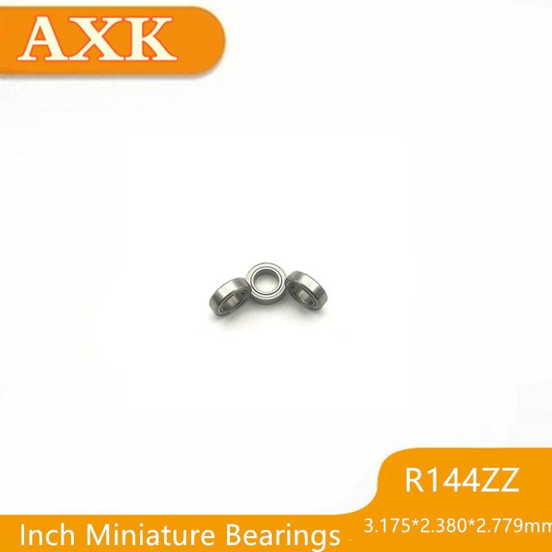 Home Improvement 2019 Promotion Free Shipping 10pcs R18102z R1810 2z R1810zz Deep Groove Ball Bearing 7.938x12.7x3.967mm Inch Miniature Abec-3
