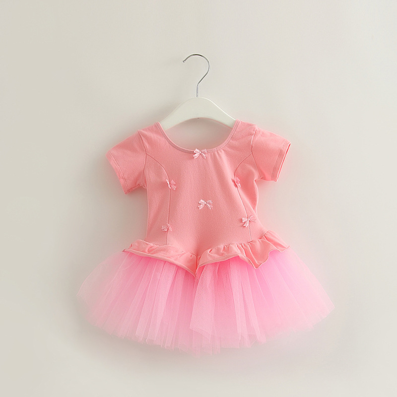 Discount T T Kids Gymnastics Leotard Toddler Ballet Tutu Dance Dress Girls Cotton Ballet Clothes Children Ballet Dance Costume In Ballet From Novelty