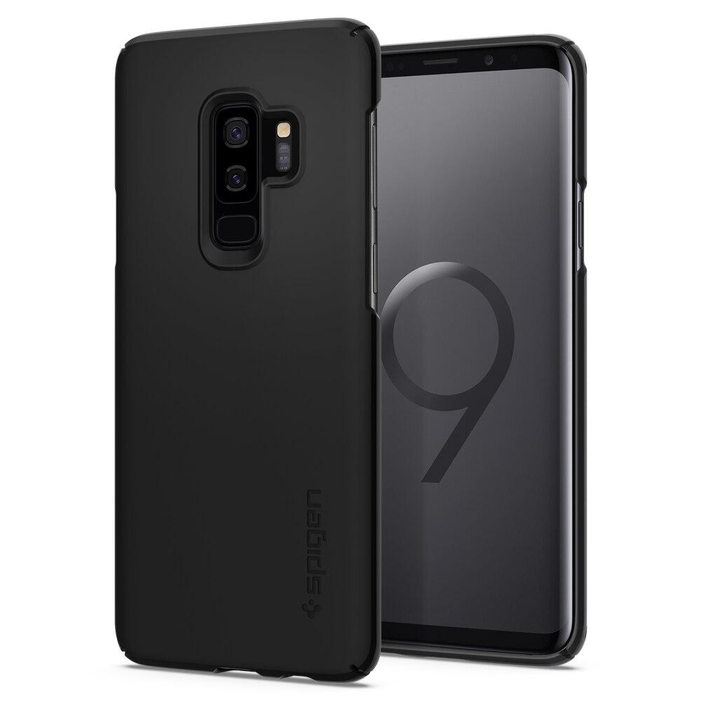100% Original Spigen Thin Fit Hard Back Case for Samsung Galaxy S9 Plus (S9+)100% Original Spigen Thin Fit Hard Back Case for Samsung Galaxy S9 Plus (S9+)