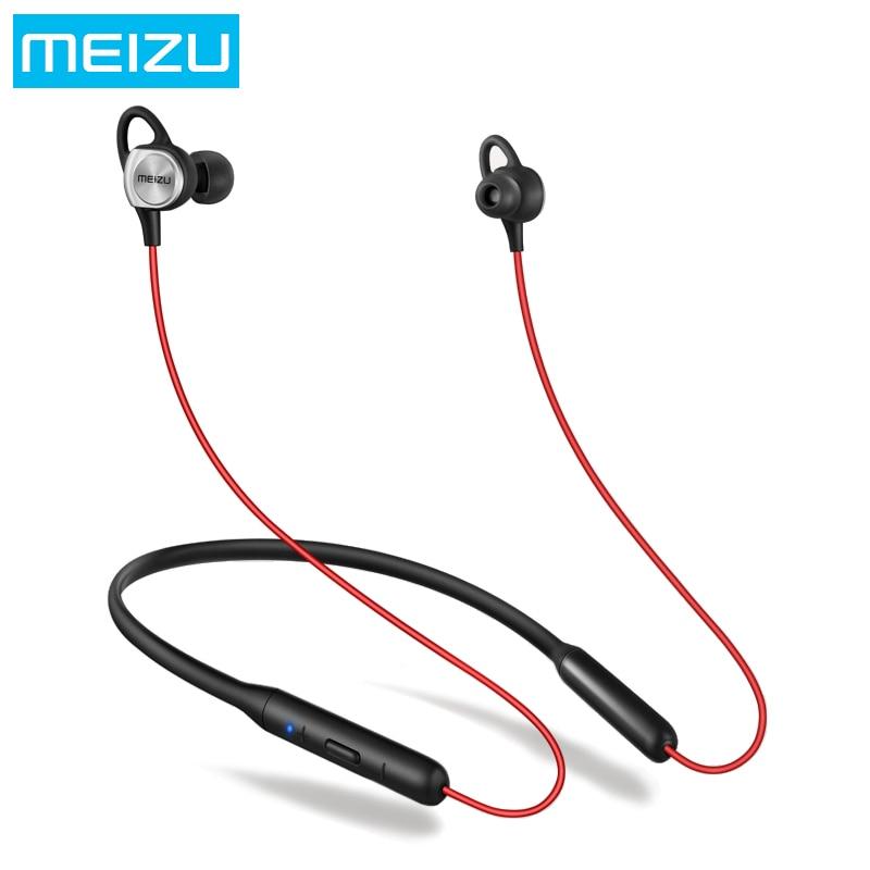 Meizu EP52 Wireless Bluetooth Sport Earphone Magnetic Neckband Noice Canceling Earbuds Headset Mic Waterproof 8 Hours