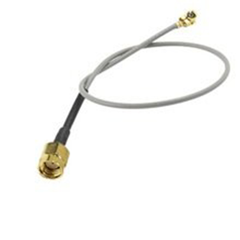 ALLISHOP 7cm RF IPX / u.fl Switch RP SMA Male Pigtail