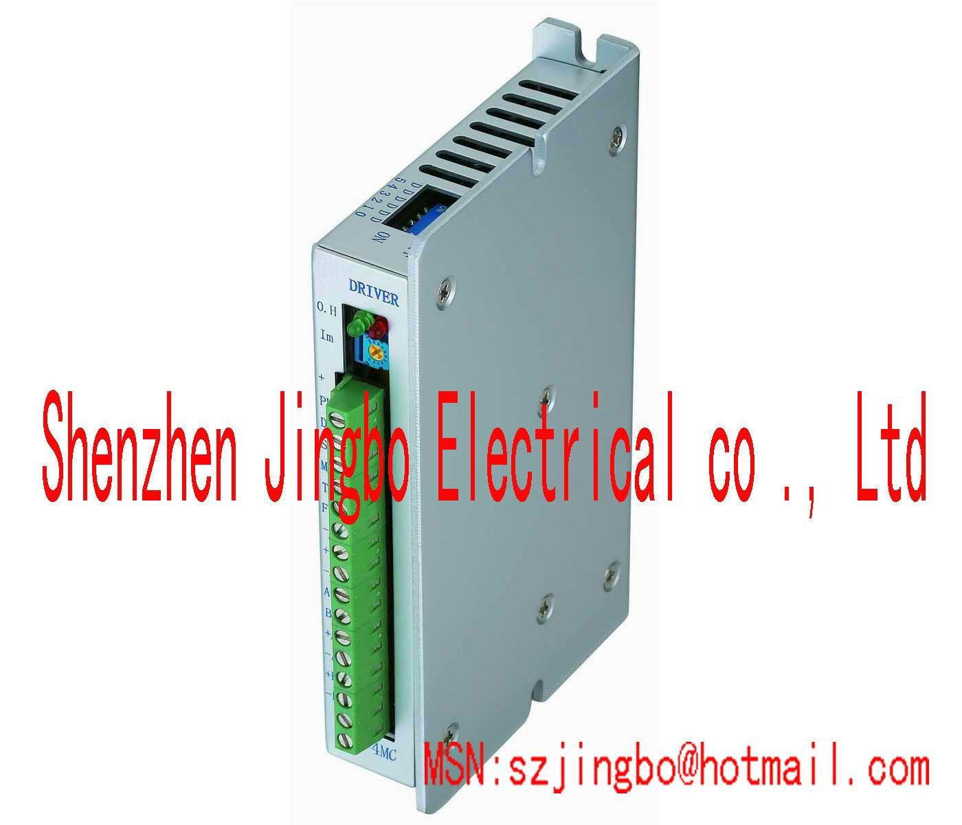 High Quality 2 Phase Hybrid Stepper Motor Driver Q2hb44md A434 Solar Charge Controller Pwm Manufacturersupplier China