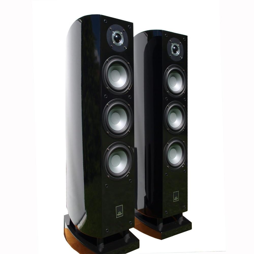 Mistral BOW-A3 100W x 2 Hifi Speaker Lantai Menara - Audio dan video portabel - Foto 3