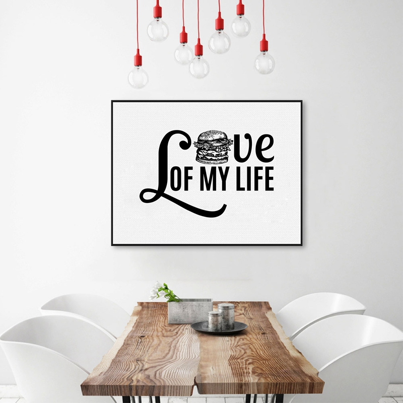 Wall Decoration Love
