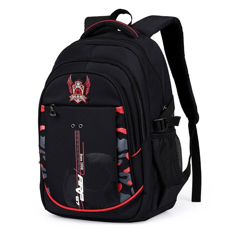 2018 Orthopedics Children School Bags For Girls Boys Child Backpacks In Primary School Backpack Waterproof Satchel Kids Book Bag