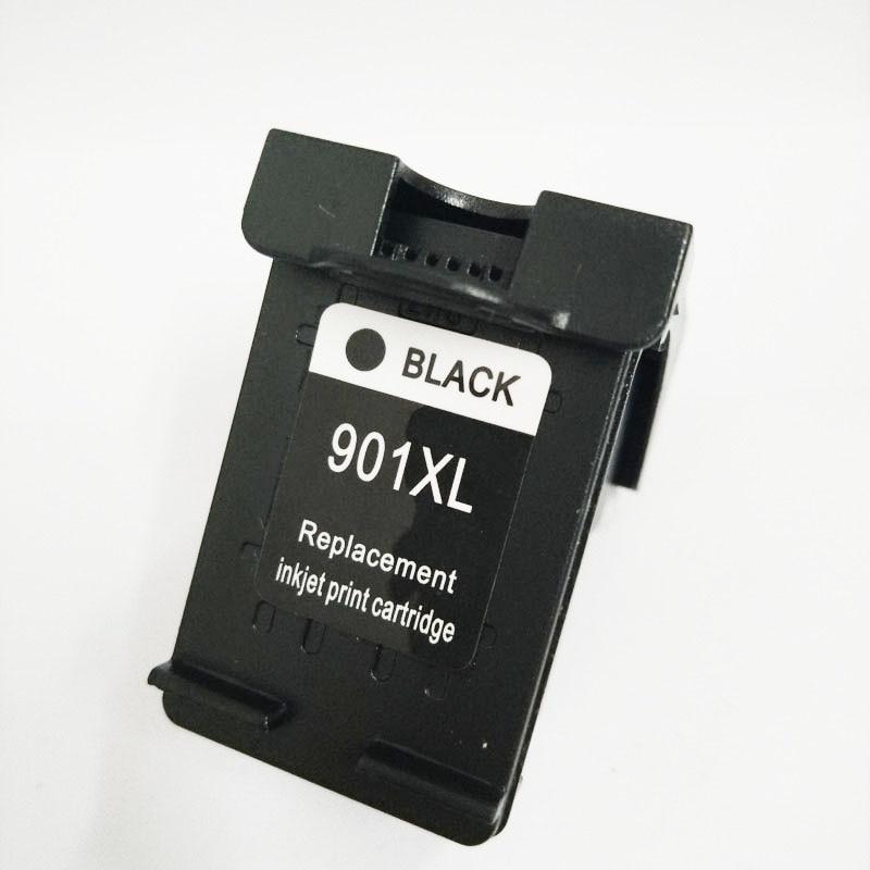 einkshop 901xl HP üçün 901 xl üçün uyğun siyah kartrici - Ofis elektronikası - Fotoqrafiya 6