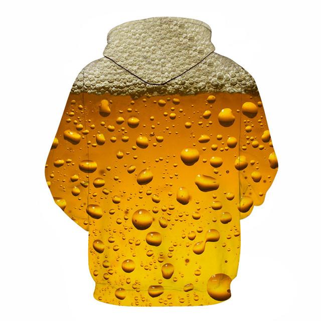 3D printing Beer hoodies