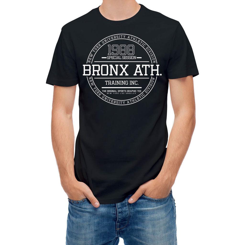 Design t shirt university - T Shirt New York University Sportser High Quality Printed Tops Hipster Tees T Shirt