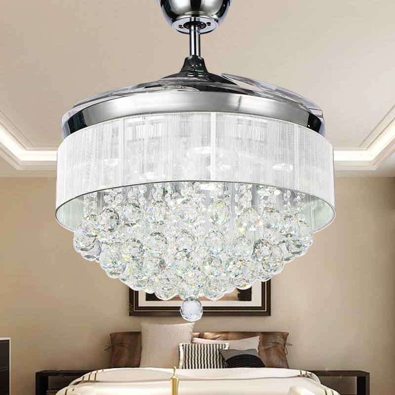 Crystal Ceiling Fans With Lights Folding Ceiling Fan