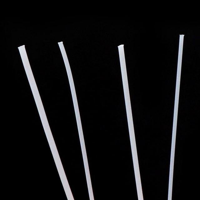 White Durable Nylon Ukulele Strings 4 pcs/Set