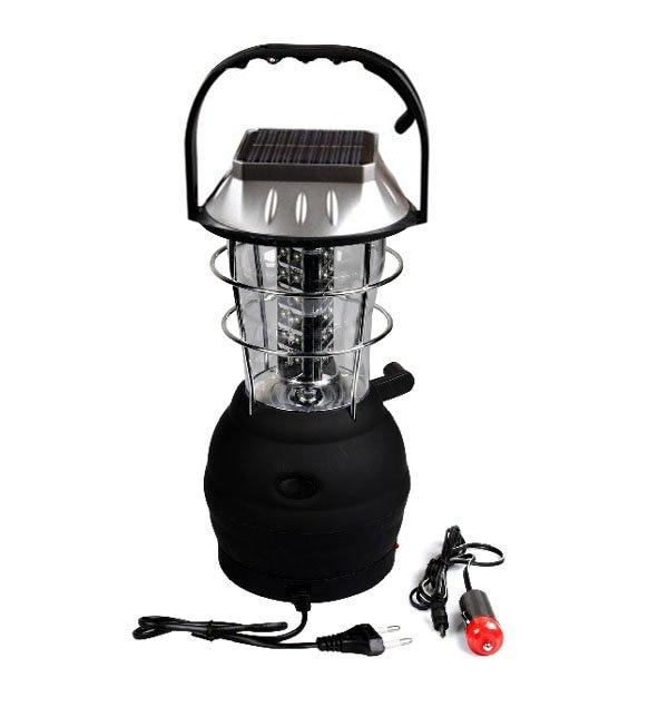 Gratis verzending 36led solar camping lamp dynamo camping licht led ...