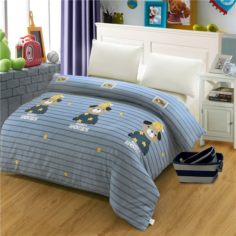 Cotton Custom Printed Quilt Cover King