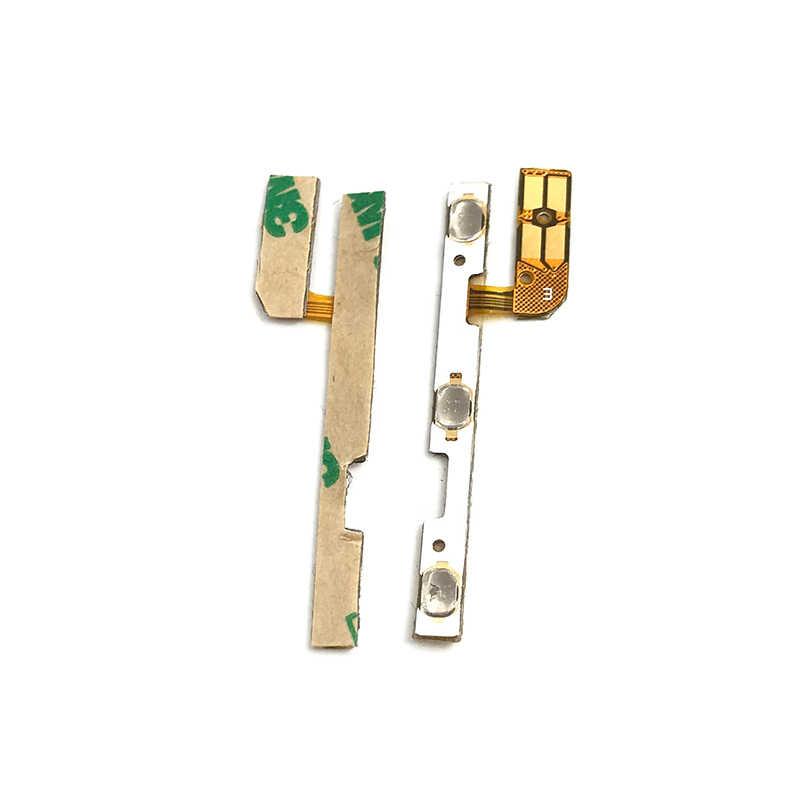 لهواوي MediaPad T2 8 برو JDN-AL00 JDN-W09 السلطة ON OFF التبديل حجم زر مفتاح الكابلات المرنة الشريط لوحة تركيبية إصلاحات