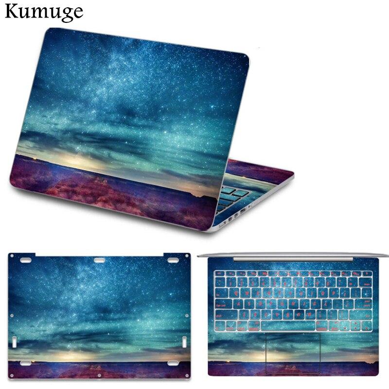 Laptop Skin Sticker for Xiaomi Notebook Mi Air 12 13 Pro 15.6 Full Body Vinyl Protective Sticker Cover for Xiaomi Air 12.5 13.3