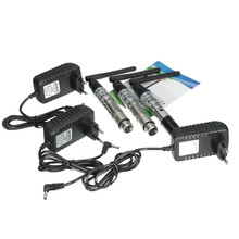 2.4G wifi Wireless DMX Lighting Controller, DMX512 Wireless Transmitter wireless Receiver LED Lighting for Stage PAR Party Light