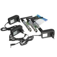 10PCS 8pcs Receivers 2pcs Transmitter 2 4G Wifi Wireless DMX Lighting Controller DMX512 Wireless Transmitter Receiver