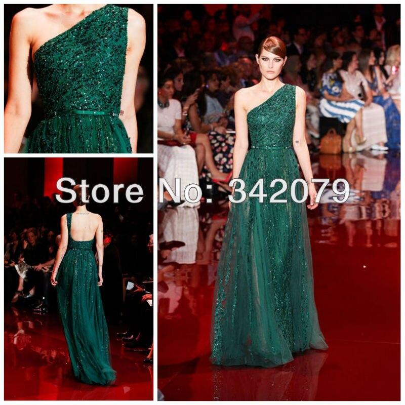Popular Emerald Green Evening Dresses-Buy Cheap Emerald Green ...