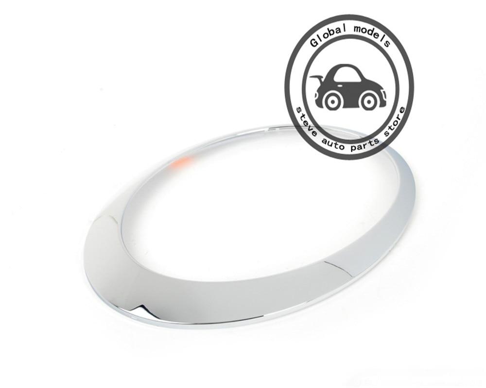 фара хромированной отделкой кольцо для Bmw Mini R50 R52 R53 R55 R56