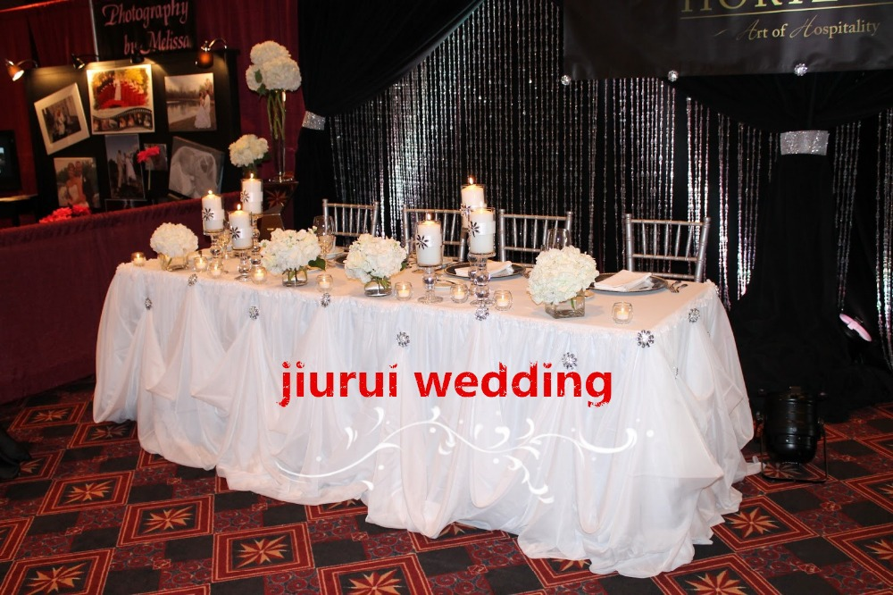 Just have table skirt design