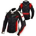 Benkia negro motociclismo chaquetas motocross jersey moto chaqueta de montar a caballo de protección adecuado para primavera verano otoño