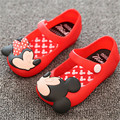 Mini SED Niñas zapatos de la princesa 2017 Del Verano Sandalias de Las Muchachas Niños Lindos Zapatos de Bebé Sandalias de las niñas zapatos de La Jalea sandalias de Los Niños