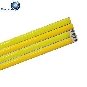 Image 4 - 10PCS 12v LED COB Streifen 200mm 300mm 400mm 500mm 600mm flexible Streifen Bar lichter Warm Weiß für auto Outdoor licht cob led rohre