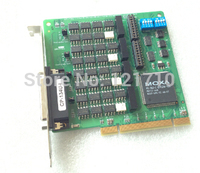 Industrial equipment board MOXA CP 134U I PCI serial card RS232 RS422 RS485