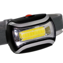 NZK20 Hot Sell Mini 600Lm COB LED Headlight Headlamp Head Lamp Flashlight 3xAAA battery Torch Camping Hiking Fishing Light
