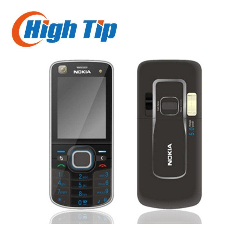 Цена за Оригинальный nokia 6220 classic a gps 3 г 5mp 6220c камеры мобильного телефона оптовой nokia 6220 восстановленное бесплатная доставка