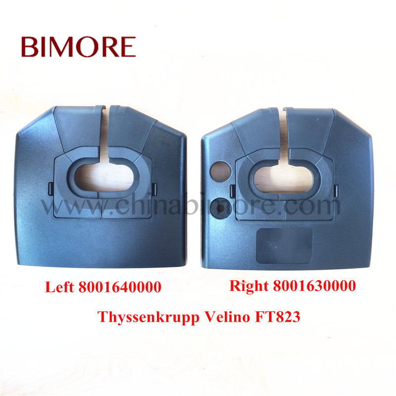 8001640000 8001630000 Thyssenkrupp Velino FT823 Escalator Handrail Inlet 2 Pieces Left + 2 Pieces Right pieces палантин page 2