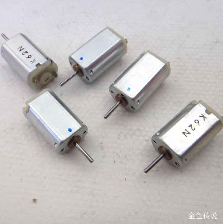 Dc1v 6v Solar Small Motor K62n Diy Handmade Miniature Model Generator