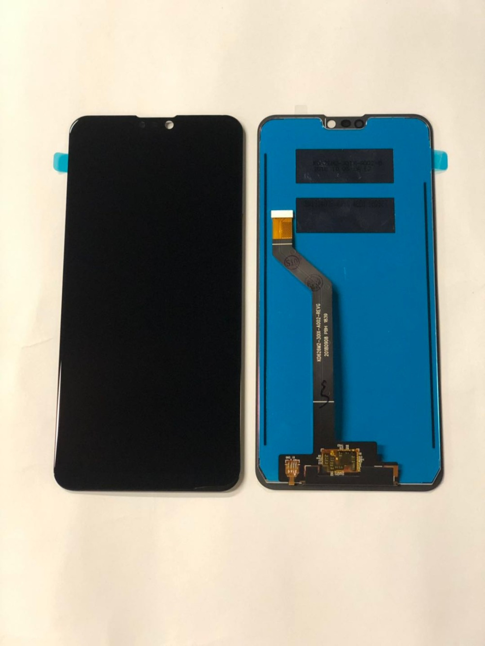 Image 2 - Original 6.26'' New For Asus Zenfone Max Pro ( M2 ) ZB630KL / ZB631KL Full LCD DIsplay +Touch Screen Digitizer Assembly+Frame-in Mobile Phone LCD Screens from Cellphones & Telecommunications