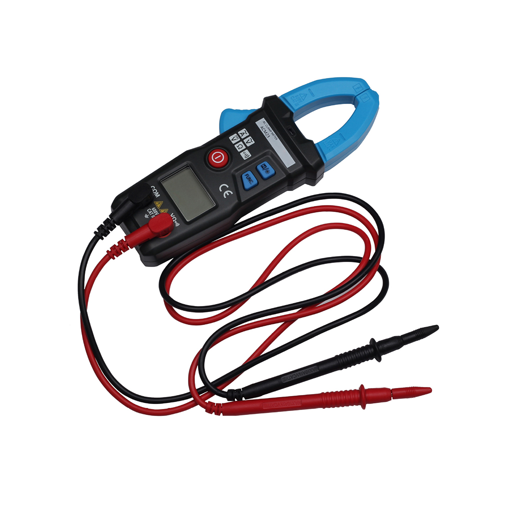 Intelligent Digital Display AC Current Clamp Multimeter Ammeter Automatic Range Clamp Meter Clamp Multimeter цена